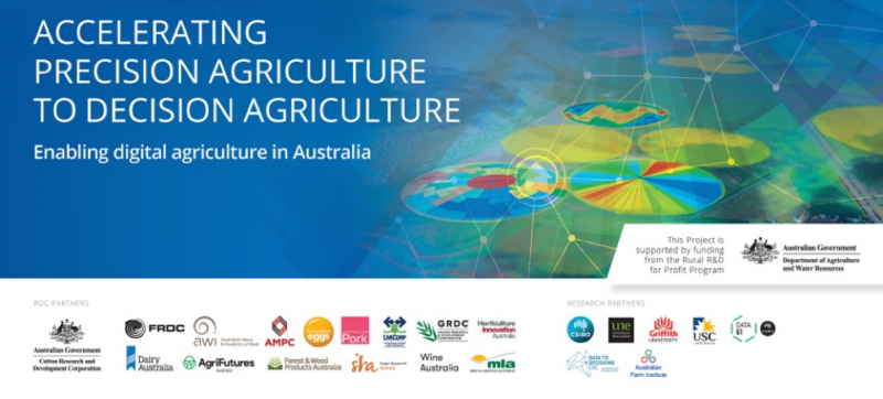 Accelerating precision to decision agriculture crdc the accelerating precision to decision agriculture p2d project is supported by funding from the australian governments department of agriculture and malvernweather